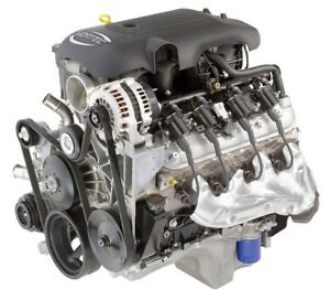 GM V8, 5,3L Vortec Engine.