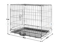 Dog/puppy crate size S