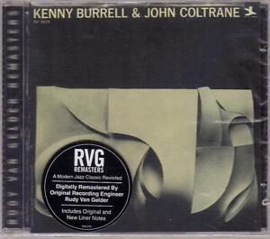 Kenny Burrell & John Coltrane [Remaster] by John Coltrane (CD, Mar-2006,...