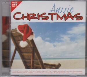 AUSSIE CHRISTMAS - 37 FAVOURITES - 2 CD's - NEW