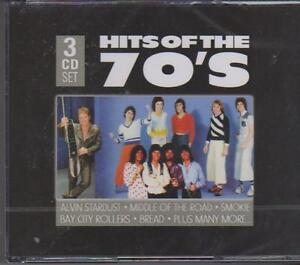 HITS-OF-THE-70S-VARIOUS-ARTISTS-on-3-CDs-NEW