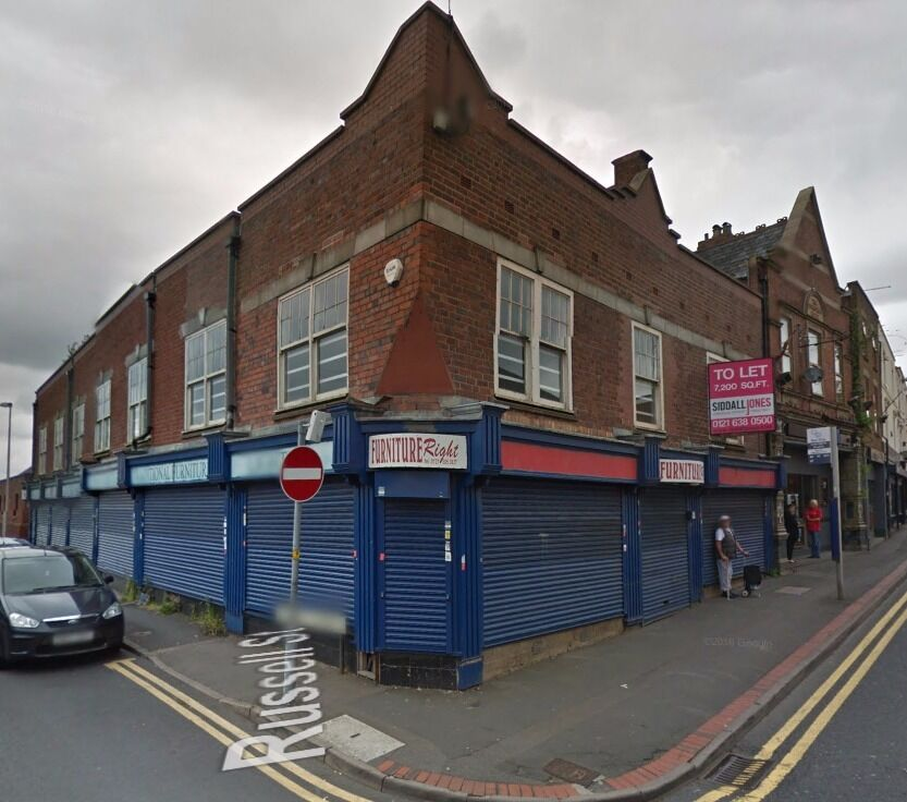 **COMMERCIAL PROPERTY TO LET** **WEDNESBURY**IDEAL FOR A WAREHOUSE**EXCELLENT LOCATION**CALL NOW*