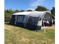 Trigano Camplair S trailer tent 2017