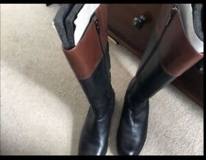 Genuine leather BLONDO boots size 11 like NEW