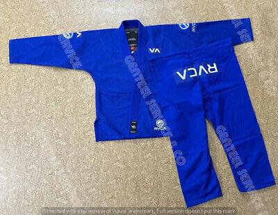 Best brazilian jiu jitsu Gi Branded bjj kimono Royal Blue size A4 jiujitsu gis
