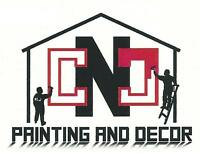 CNC PAINTING AND DECOR