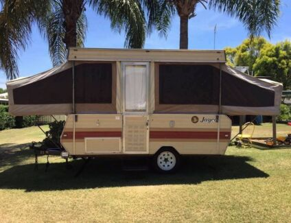 1986 Jayco Dove Warwick Southern Downs Preview