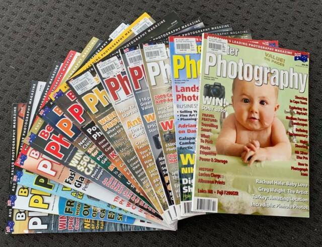 Better Photography Magazine Magazines Gumtree