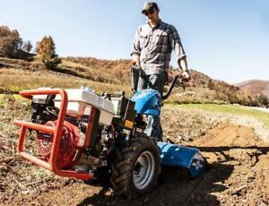 BCS Two-Wheel Tractors for Small Farms and Market Gardeners!