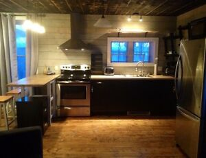 Furnished Guest House in Dawson City