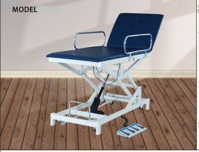 Hi Lo Treatment Table Electric For Physical Therapy Blue