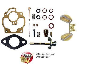 Carter Carburetor Kit Float Massey Ferguson Mf 35 50 To35 202 204 F40 Mh 50