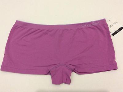 Calvin Klein Women's Seamless Classic D2890-515,Boyshort/Hipster Size:M,L Calvin Klein Classic Panties