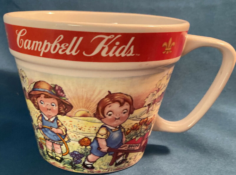 Campbell's Kids Glass Soup Cup