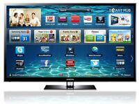 Samsung 55' Smart TV / 1080 HD / 3D TV / Brand New Condition