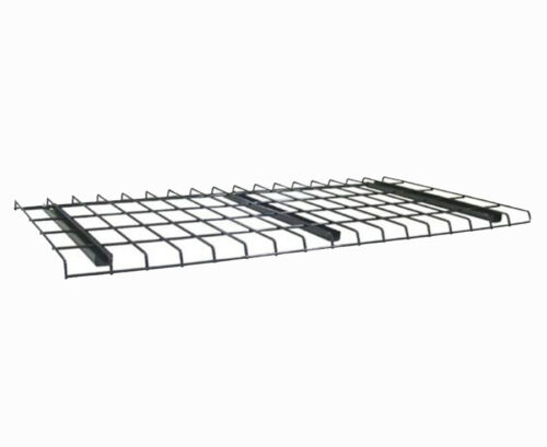 "Pallet Rack Mesh Shelves, 1 shelf = 36""D x 120""L"