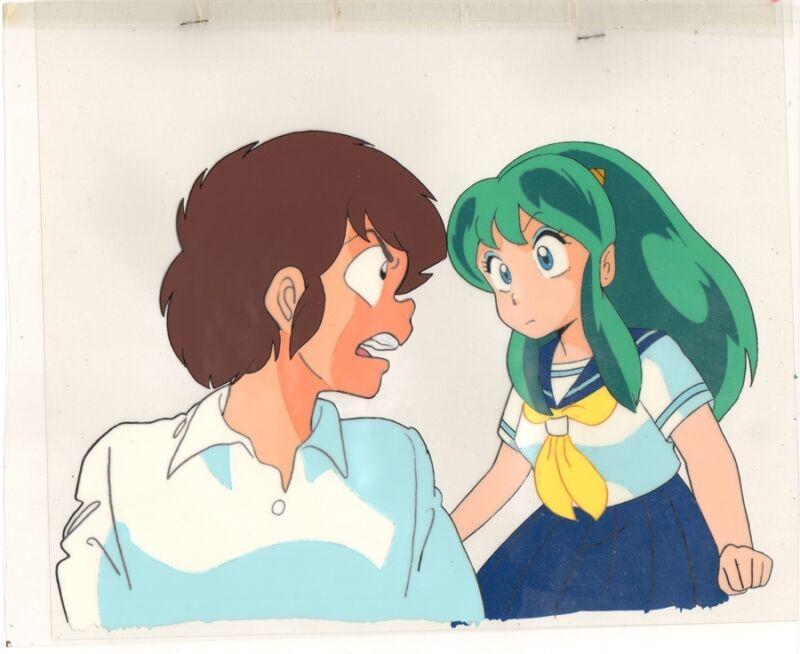 Anime Cel Urusei Yatsura #132