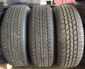 TOYOTA HILUX SR 4X4 OE 265/65R17 TRADED TYRES Kedron Brisbane North East Preview
