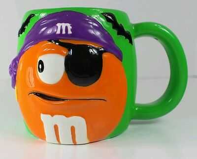 M&Ms Halloween Pirate Coffee Cup Galerie  (Halloween M&ms)