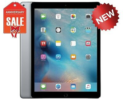 "NEW Apple iPad 5th Gen 2017 32GB, Wi-Fi + Cellular (Unlocked), 9.7"" Space Gray"