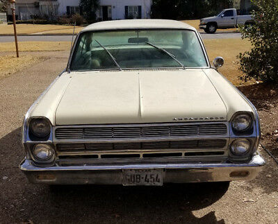 1965 AMC Other 990H 1965 AMC/RAMBLER Ambassador 2 door Hardtop