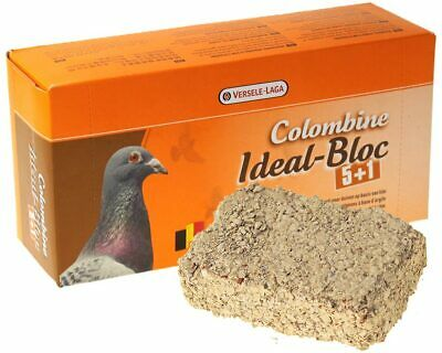 Versele Laga Colombine Ideal-Bloc 3.3Kg Racing Pigeon Feed Mix