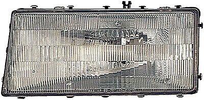 Headlight Lens-Sedan Left Dorman 1590412