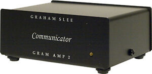 Graham Slee Gram Amp Communicator 2 - Award Winning Phono Stage Pre Amp PreAmp