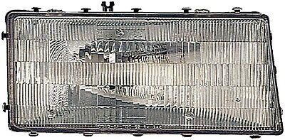 Headlight Lens-Sedan Right Dorman 1590413