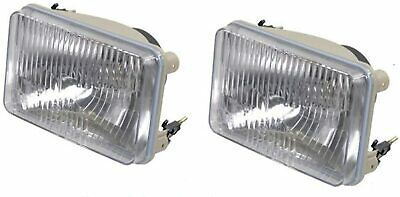 Head Lamp Light Set With Bulbs For Massy Ferguson Tractor 5041c 5103 Model And