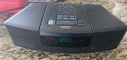 Bose Wave Radio CD Player Stereo Alarm Clock AWRC1G