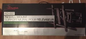 Support mural Télé - TV Wall mount 40 - 65 Po