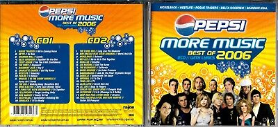 Pepsi More Music, Best Of 2006 2cd set (36 tracks)-Living End,Casanovas,Lil'