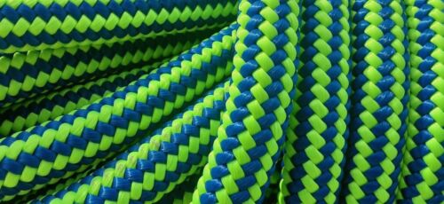 """1/2 """" x 44 ft. Dendrolyne Double Braid Polyester Arborist / Industrial Rope."""