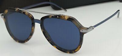 Dolce & Gabbana DG4330 3141/80 Herren Havanna Rahmen Aviator Sonnenbrille Neu