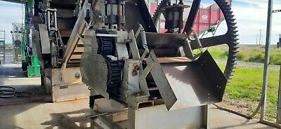 Sugar Cane Or Sweet Sorghum 3 Roller Mill For Extracting Juice