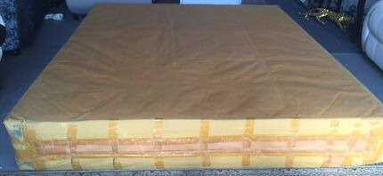 Brand new King size mattress (imported)