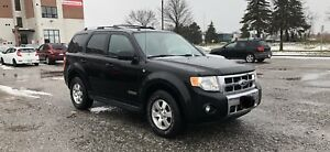 2008 Ford Escape Limited *Fully Loaded* (NAV/Leather/Sunroof)