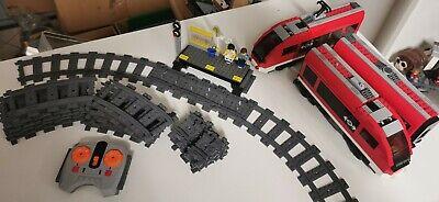 LEGO 7938 CITY TRENO COMPLETO 99%