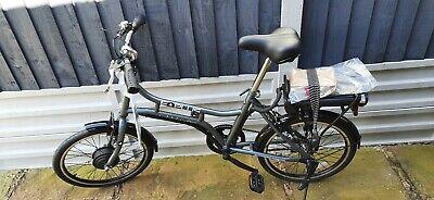 "E-Plus Mantra 20"" City Commuter Electric Bike"
