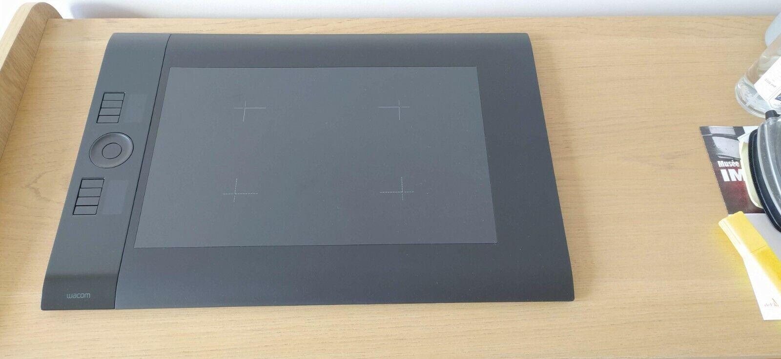 Tablette graphique wacom intuos 4 taille l