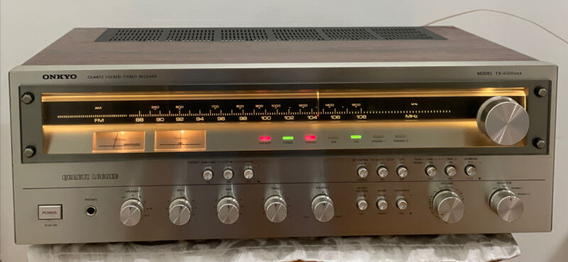 Onkyo TX-6500 MKII Stereo Receiver