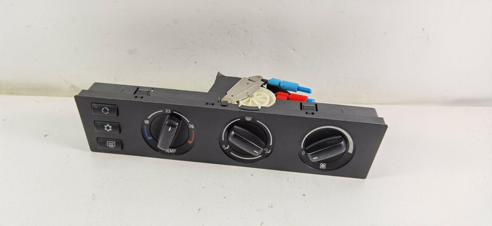 BMW 5er E39 Bedienteil Klimaanlage Heizung Lüftung 64116905031