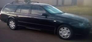 2008 Ford Falcon Wagon Munno Para Playford Area Preview