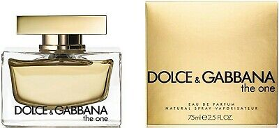 DOLCE & GABBANA The One Eau de Parfum 2.5 oz - Brand NIB (sealed) - Free Ship!