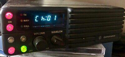 Ericsson Ge Monogram 344a4210p2 Vhf Radio. 16 Channels Radio Only Powers On.