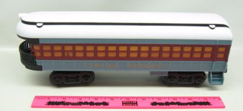 Lionel ~ The Polar Express Ready-to-play Observation car  ~(24*8)~
