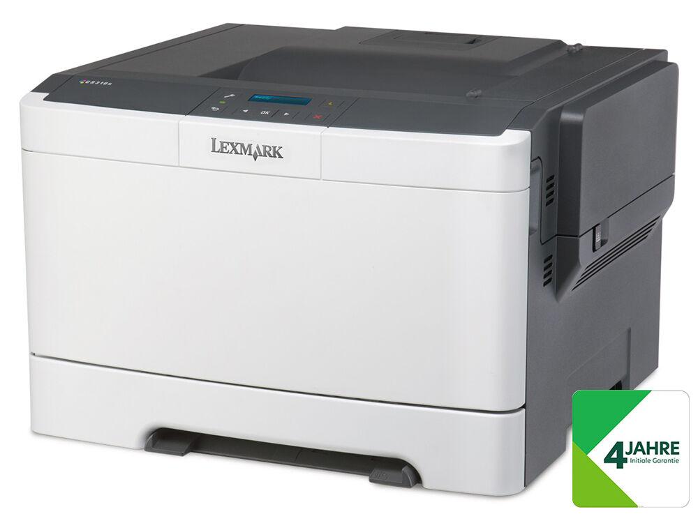 LEXMARK CS317dn Farblaser-Drucker ( A4, Drucker, Duplex, Netzwerk, USB )