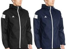 adidas Mens CLIMAPROOF Shockwave Full Zip Jacket Hooded Windbreaker