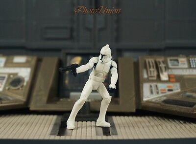 Hasbro Clone Star Wars Imperial Clone Trooper Tortenfiguren Kuchendekoration 27E ()